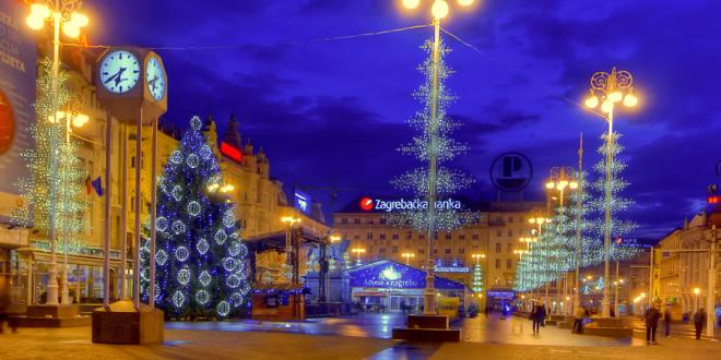 Božićni sajam Hrvatskog otočnog proizvoda u Zagrebu
