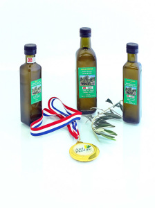 Zlatno ekstra djevičansko maslinovo ulje