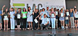 Nastup TZ Općine Tkon i otočnih izlagača na trećem Lag Summer Festivalu u Biogradu