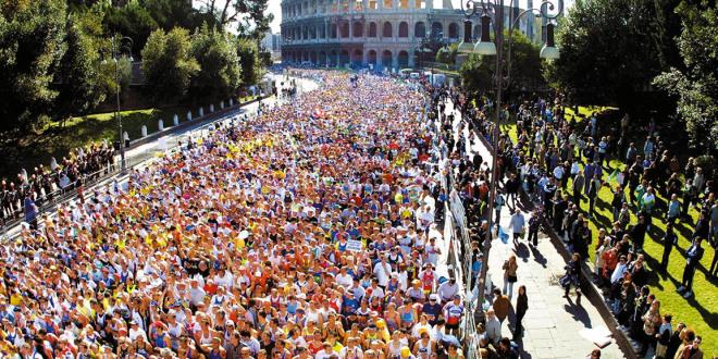 """Predstavljanje utrke Škraping na """"Maratona di Roma"""""""